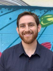 Ben Katz, LCSW, Counselor JFS Richmond Jewish Family Services