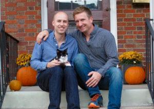 Matt and Kensington, waiting adoptive parents