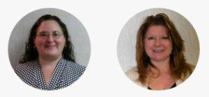 JFS Care Directors Lisa Colegrove and Lisa Davey