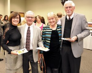 Scott And Nancy Belleman And Linda Mays Jewish Family Services Richmond
