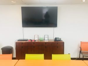 JFS Richmond Virginia Jewish Family Services Conference Board Room Office