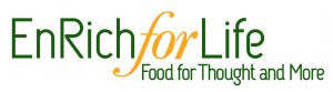 EnRich for Life Food for Thought and More logo