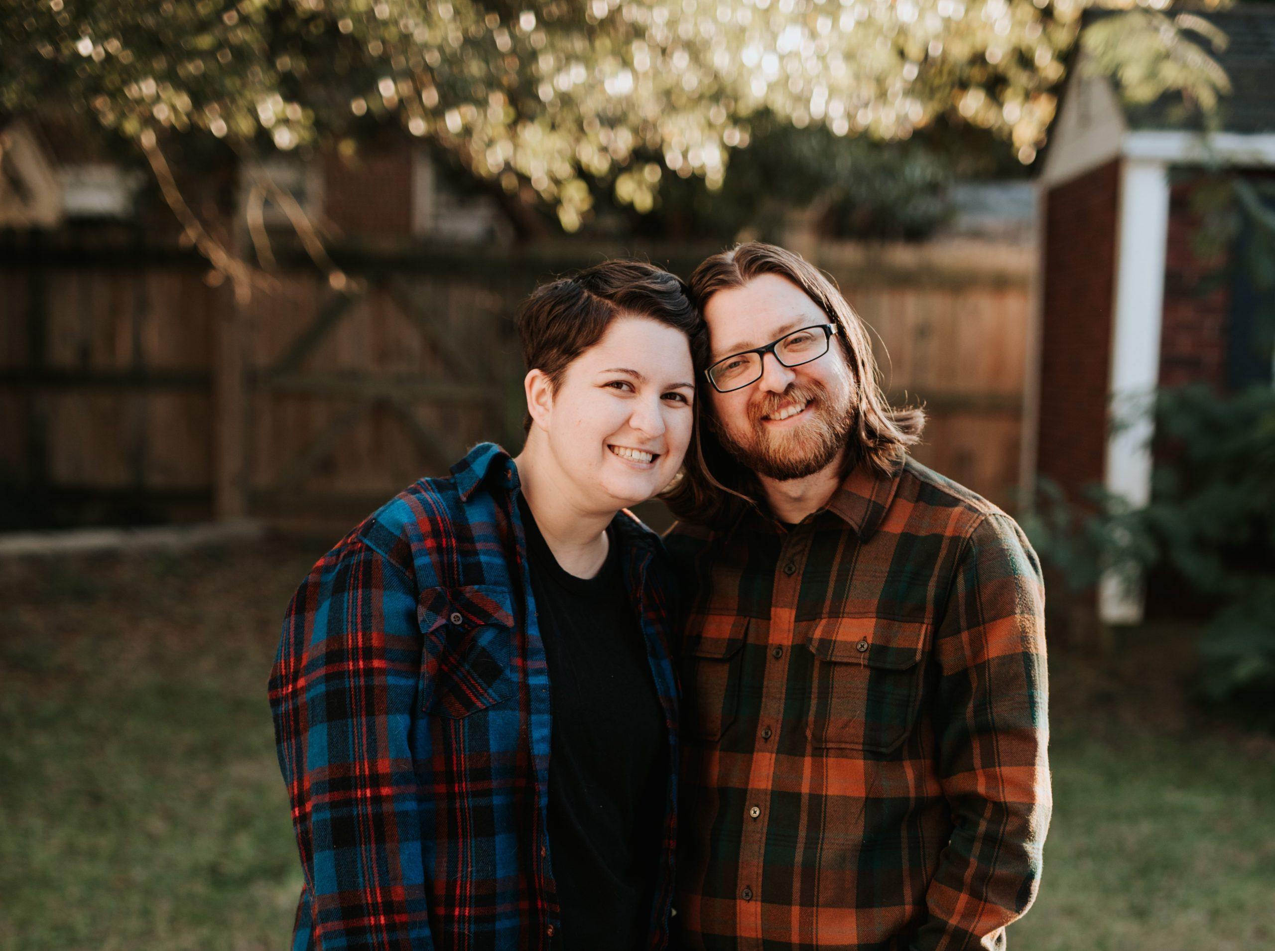 Alex and Brad Engaged - 16c