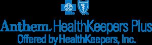 BCBS Anthem HealthKeepers Plus HK blue vert